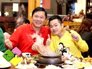 大漢王朝碳燒羊肉爐-長庚店